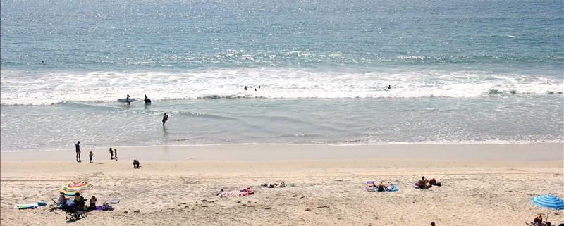 Carlsbad California beaches.